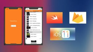 Download Simple iOS Chat App in Swift 4 & Firebase 4