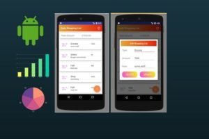 Android Daily Shopping List App Using Firebase(Project base)