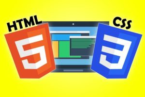 HTML5&CSS3 Web Design From Zero to Hero:Build 2 Projects Course