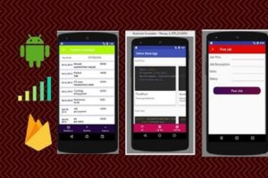 Android App Development Course Build 5 Real Android App Course