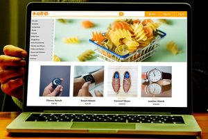 Make Ecommerce Website Front-End Using HTML CSS Bootstrap Course