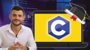 Complete C Programming Course - C Language for Students C Programming 2021: Master the Fundamentals of C Programming Language for Beginner Students in College/University