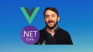 Learn Full-Stack Vue, .NET Core, PostgreSQL Web Development Code-along to build a full-featured management dashboard from scratch